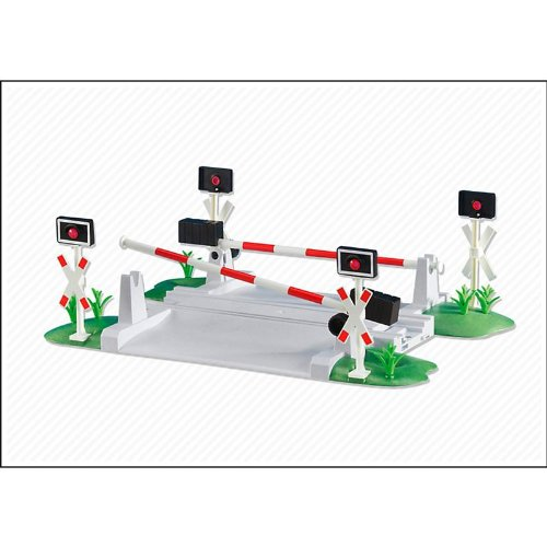 (Playmobil Add-On Series - Railroad Crossing)