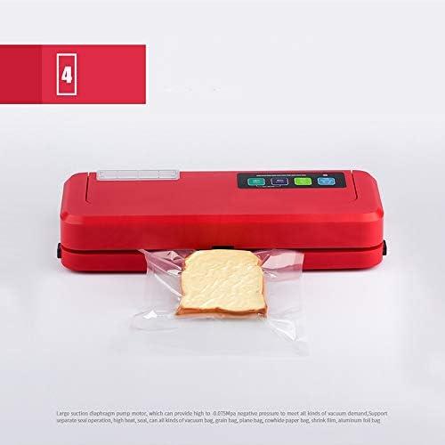 Genneric Petit Ménage automatique à vide machine d'étanchéité machine d'emballage sous vide machine commerciale intelligente humide et rouge sec genneric