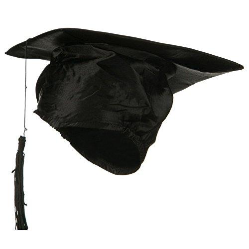 Schoolboy Q Costume (Graduation Cap Black)