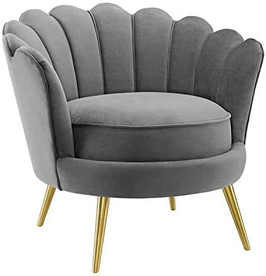 ISASEH Modern Design Living Room Furniture Table and Chair Lounge Accent Single Seat Sofa Chair