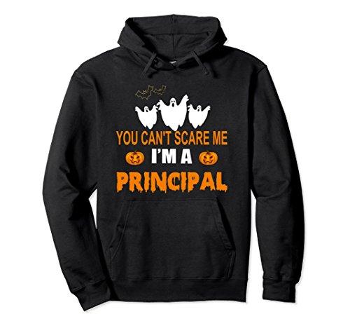 You Cant Scare Me Im A Principal Tshirt Halloween Tshirt -