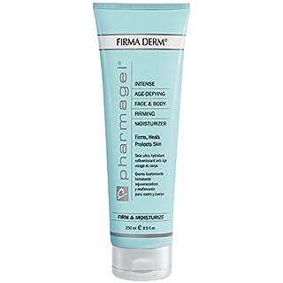 Pharmagel Firma Derm Age Defying Moisturizing Lotion | Daily Moisturizer Body Lotion for Dry Skin | Anti-Aging & Firming Moisturizer - 8.5 fl oz