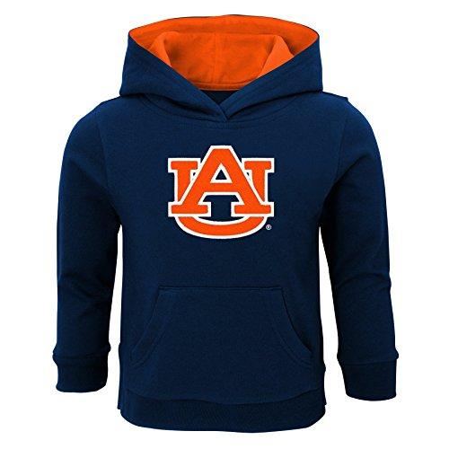 (Gen 2 NCAA Auburn Tigers Toddler Prime Fleece Hoodie, 2T, Dark Navy)