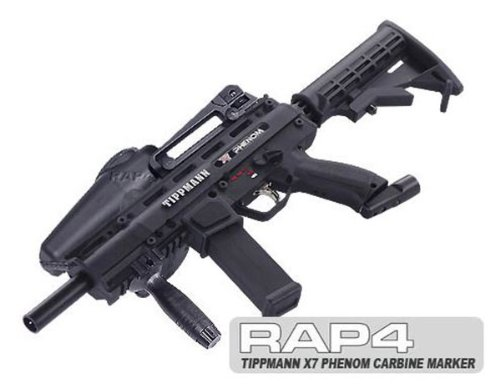 Tippmann X7 Electro PHENOM Paintball Gun Carbine Set by Tippmann Paintball