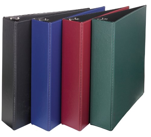 """Avery Durable Binder with 2"""" Slant Rings, Assorted Colors..."""