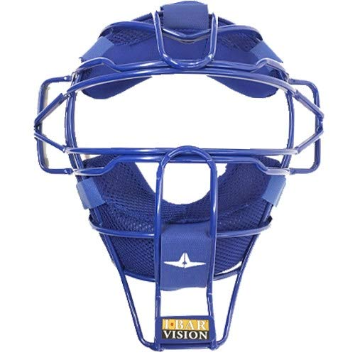 All-Star Catcher's Face Mask Adult Royal FM25LUC ()