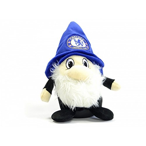 (Chelsea FC Plush Gnome (One Size) (Blue) )