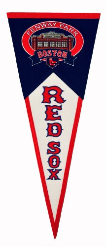 Mlb Boston Red Sox Fenway Park Medium Pennant
