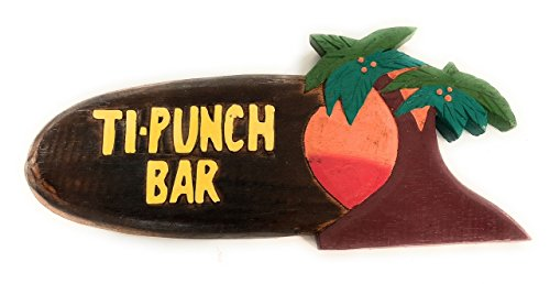 Tiki Bar Ti-Punch Sign 12