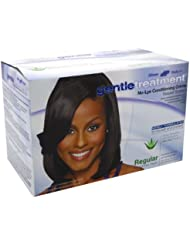 Gentle Treatment No-Lye Conditioning Creme Relaxer System, Regular 1 ea