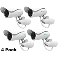 Wireless Security IP Camera; Y-Cam HomeMonitor HD Pro Outdoor Wireless Surveillance Camera; The ONLY Camera with FREE CLOUD STORAGE; 720p HD, Waterproof, Easy Set Up, Iphone and Android App