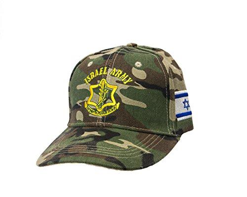 IDF Israeli Army Hat Unisex Nice Military Camo design (Israeli Army Cap)