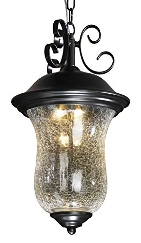 Westinghouse GA0401 08W Ballimore Gazebo Solar Light