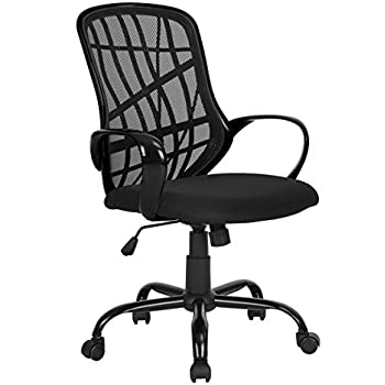 Amazoncom GreenForest Office Chair for Computer Desk Mesh Mid