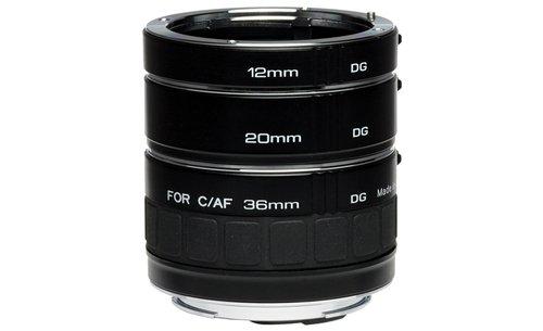 (Kenko Auto Extension Tube Set DG for Nikon Lenses A-EXTUBEDG-N)