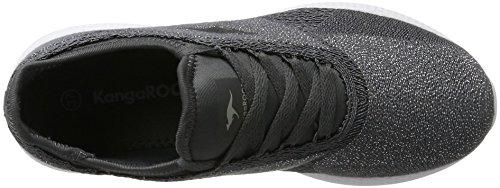 Grey 517 Donna silver Sneaker Grau Kangaroos W steel avqOwYxq