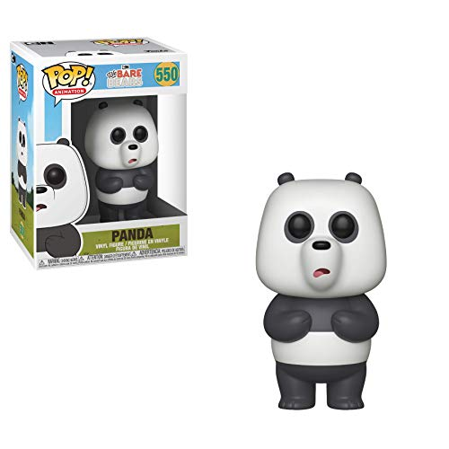 Funko Pop! Animation: We Bare Bears - Panda - http://coolthings.us
