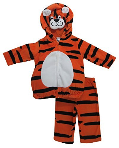 [Carter's Halloween 2 Pc Costume - Tiger-6-9 Months] (Tiger Halloween Costumes)