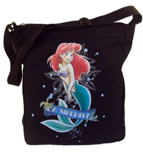 Disney Ariel Mermaid Tote Bag by Disney Bags