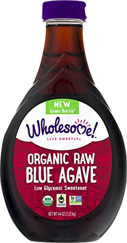 Wholesome Raw Blue Agave, 44 ()