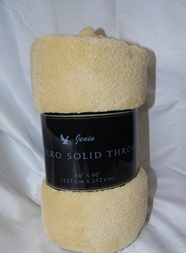 Gorgeous Home Small throw soft blanket Microplush Comfort Co