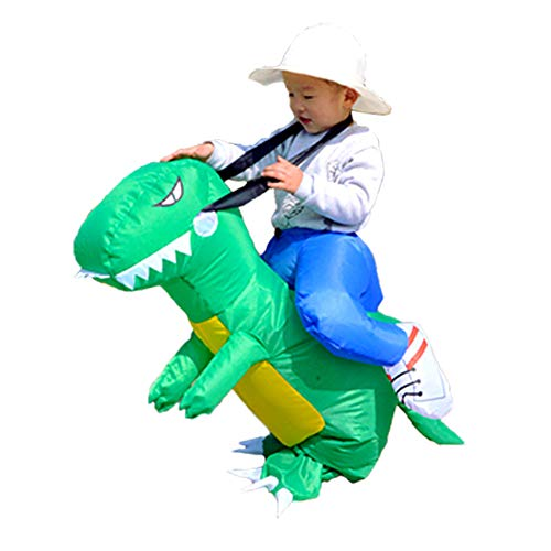 Unique Halloween Costumes For Horses (Inflatable Unicorn Rider Costume   Inflatable Costumes for Adults Or Child   Halloween Costume   Blow Up Costume (Child(3T-6T),)