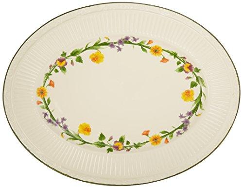 Mikasa Italian Meadow Oval Platter