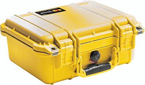 1400 - Case 11.81X8.87X5.18In Yel W/Fm