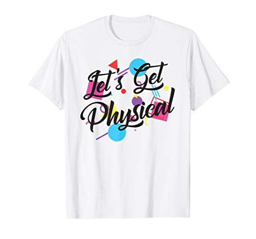 Let's Get Physical Totally 80's Exercise Workout Fitness Gym ()