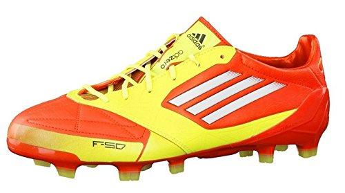 Adidas F50 adizeroTM TRX FG Red L44618 Fußballschuhe Gr 12 1/2 (48Eu)