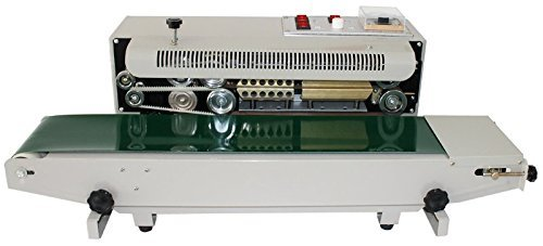 TECHTONGDA Continuous Auto Sealing Machine Sealer Horizontal PVC Membrane Bag Film