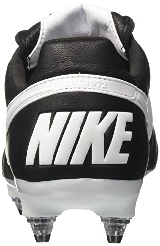Nike Men's The Premier Ii Sg Footbal Shoes Black (Black/White/Black) e0xZf3