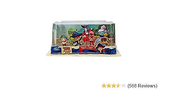 Disney Jake and the Neverland Pirates Figurine Playset