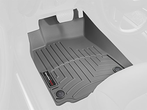 WeatherTech Custom Fit Front FloorLiner for Lexus RX, Grey