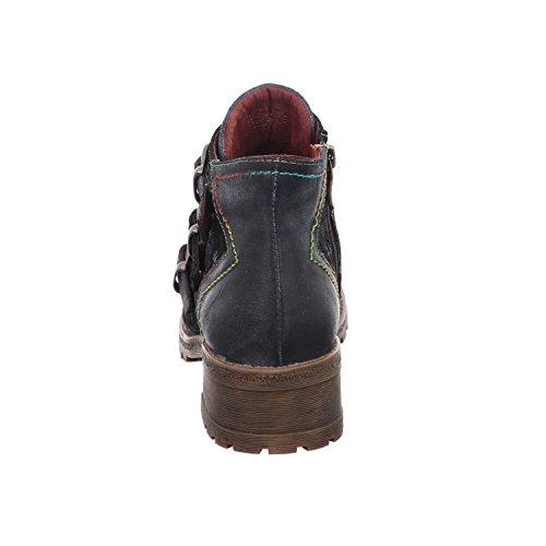 Pantalon Laura 03 Vita Corail de Mezclilla Botines Mujer Jeans qwT1HwX