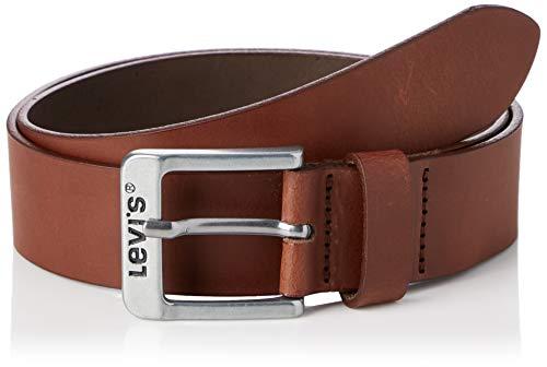 LEVIS FOOTWEAR AND ACCESSORIES Free Cinturón, Marrón (Medium Brown 28), 110 para Hombre