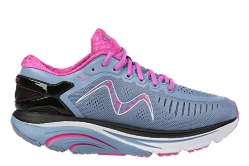 - MBT USA Inc Women's GT 2 Grey/Pink Enduarnce Running Sneakers 702024-1003Y Size 10