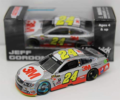 Lionel Jeff Gordon 2015 3M Race Day 1:64 Nascar Diecast
