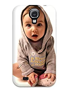 Top Quality Case Cover For Galaxy S4 Case With Nice Cute Little Baby Boy Appearance