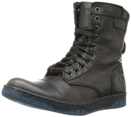 Diesel Men's Tatradium Basket Butch Zip Boot