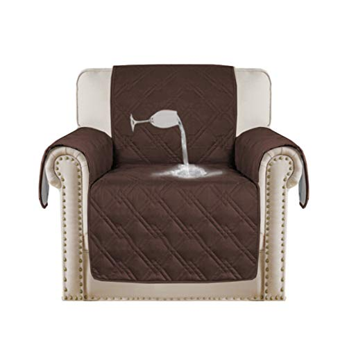 Waterproof Dog Couch Chair Cover Quilted Sofa Slipcover