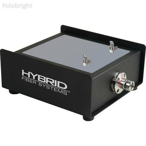 Fiber Breakout Box - Single-Channel Male SMPTE 311M Hybrid Fiber To Duplex ST Fiber Optic Breakout Box - Polebright update