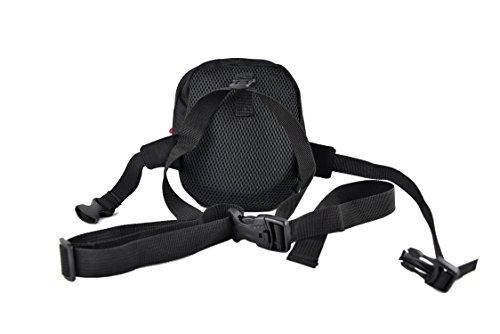 Colore E Tasche Comfort Tracolla Cellulare Nero Interno Kenrod Esterne Maggiore 2 Per Motociclista Uno Gamba El Bxqw6