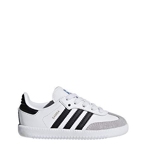 Bambini Og Da Scarpe Adidas Samba I Unisex El Bianco 000 Fitness blanco q88FSA