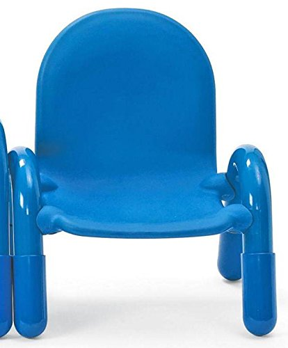Royal Seating Stacking Chairs - Angeles 5 in. Chair in Royal Blue
