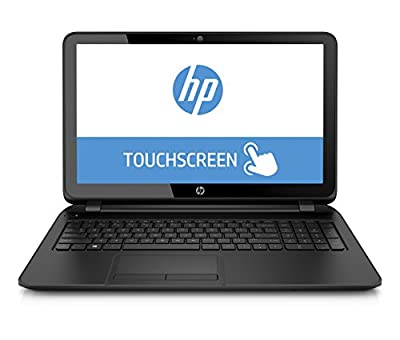 "HP 15-F222WM 15.6"" Touch Screen Laptop (Intel Quad Core Pentium N3540 Processor, 4GB Memory, 500GB Hard Drive, Windows 10) by hp"