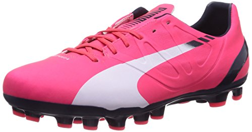 bright Puma Homme 03 Chaussures Plasma De Evospeed 3 Ag Rouge 4 Rot peacoat Football white v0Fqrv