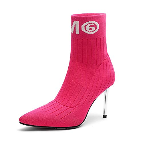 Eu Rose Abm12815 Sandales Compensées 5 Rouge rouge Femme 36 Balamasa q7aTRwSS