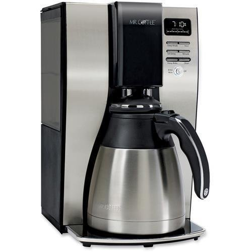 mr coffee 10 cup stainless steel - 4