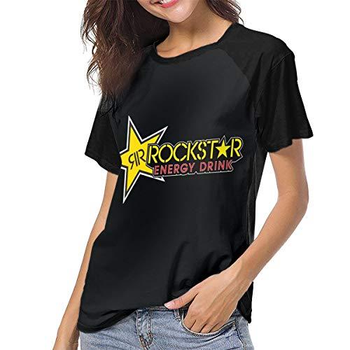 rockstar energy shirt women - 3